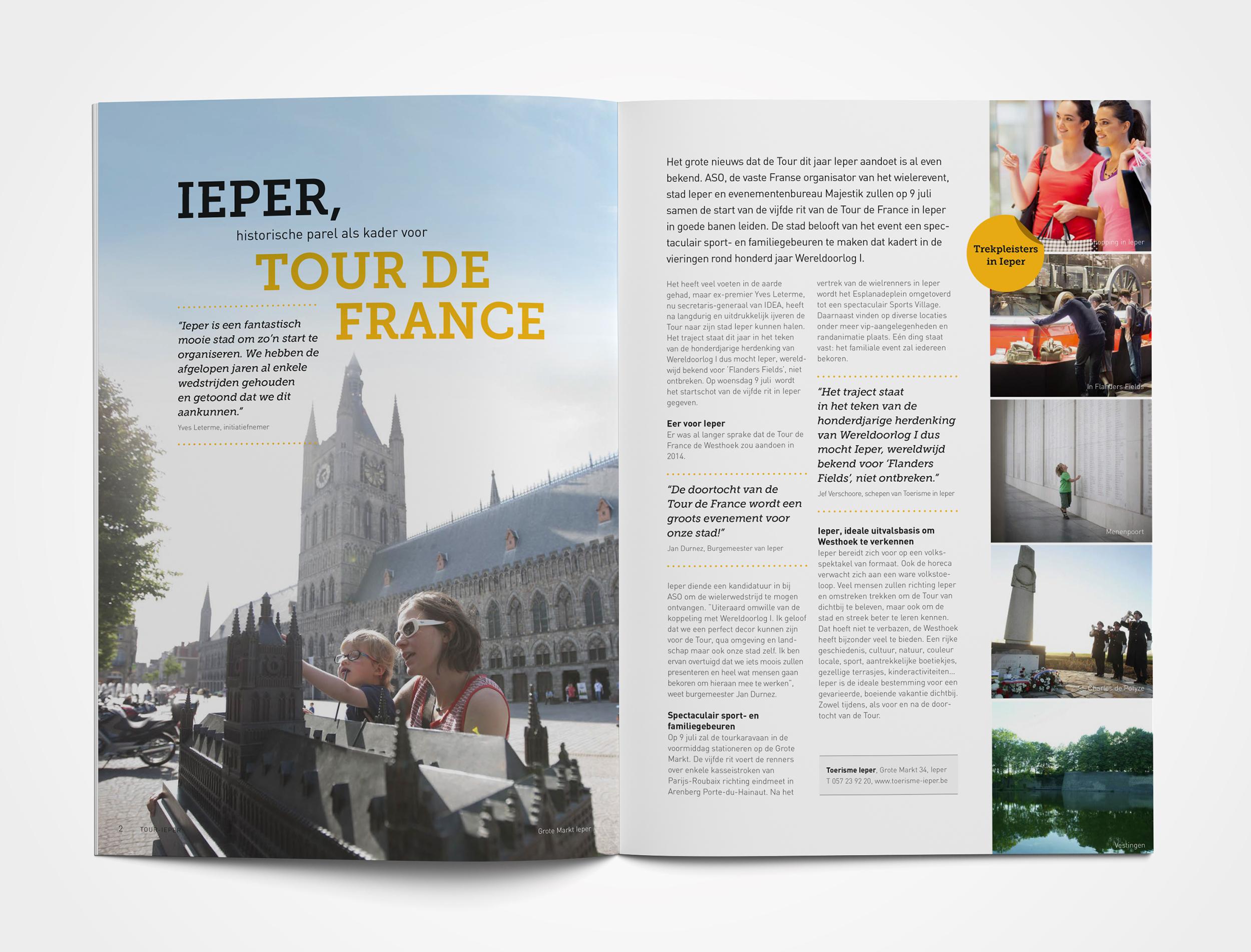 Magazine Tour de France