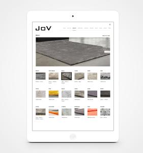 JoV Website