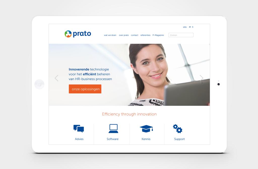 Prato Website